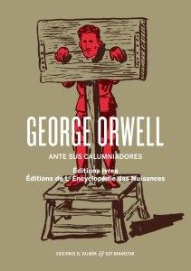 George Orwell ante...