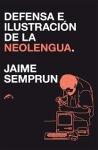 Defensa e ilustración de la neolengua