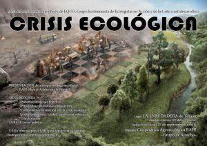 Mesa Redonda Crisis Ecológica BAH! Enredadera 25-9-15