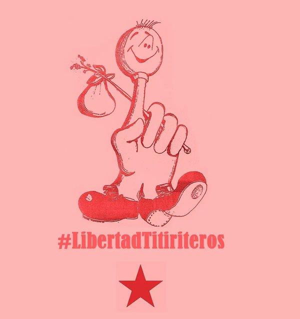 libertad titiriteros