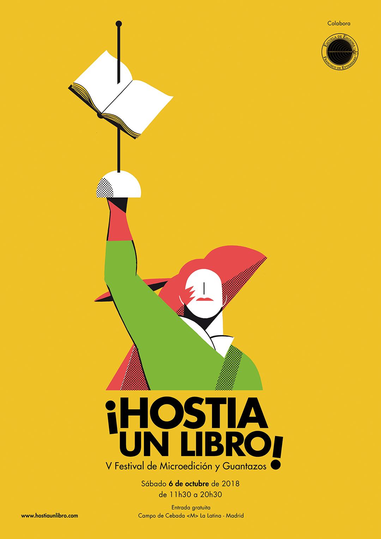 Libricos y Libracos: Novedades Editoriales... - Página 2 Hul_2018_web